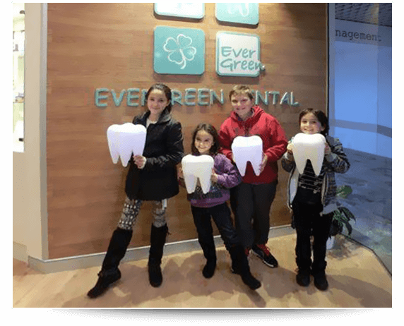 About Evergreen Dental